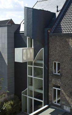 Holiday house VA   Flanders, Belgium   Wim Goes Architectuur