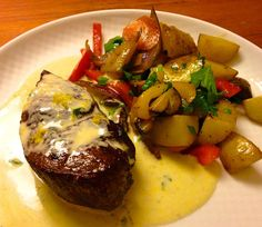 Fine Dining, Steak, Cooking Recipes, Chile, God Mat, Food, Drink, Cooking, Beverage