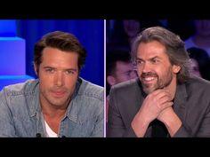 """VIDÉO - Les adieux mordants de Nicolas Bedos à Aymeric Caron dans """"On n'est pas couché"""""""