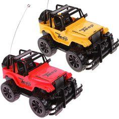 1:24 Drift Speed Radio Remote control Jeep Off-road vehicle+Headlight @trendingtoystore.com