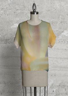 Essential Top - White and Green by VIDA VIDA Cheap Sale 100% Authentic SruVvbj