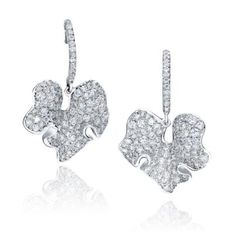 Anna Hu Jewelry  Let Anna's Winter Orchid Earrings keep delighting your 2013!