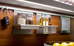 #SieMatic | #Cocinas - Equipamiento y calidad - onWall-System