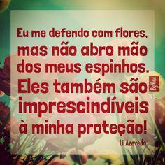 "@instabynina's photo: ""Proteção! #frases #citações #proteção #instabynina"""