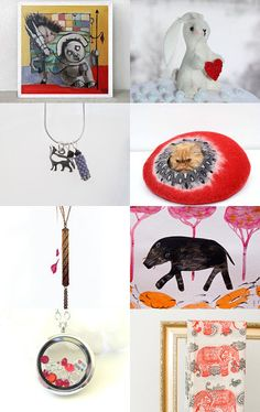 a heart for pets..  by Sonja Zeltner-Mueller on Etsy--Pinned with TreasuryPin.com