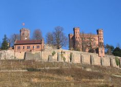 Ortenberg Castle in the Black Forest
