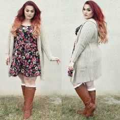 Beauty & Fashion Vlogger, Loey Lane styles a  boho holiday party look. http://wspl.us/1wB167O