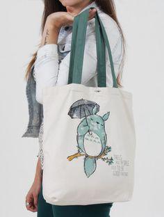 Tote Bag - Totoro