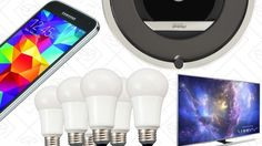 Today's Best Deals: LED Bulbs High-End Roomba Samsung Gear and More