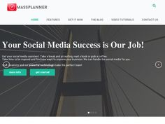 New site look and better hosting - http://www.massplanner.com/new-site-look-adn-better-hosting/