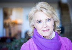Candice Bergen on Love, 'Murphy Brown' and an Affinity for Food - NYTimes.com
