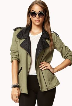 Womens jacket and coats | shop online | Forever 21 - 2058975567