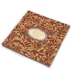 Other Quilting Supplies 3110: Moda Layer Cake~Mill Book Series 1889 ~ Howard M ~ 10 X10 Square~100% Cotton -> BUY IT NOW ONLY: $38 on eBay!