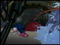 Sonic the hedgehog (abertura em português)