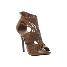 Women's Madeline Ravaging Sandal ($52) ❤ liked on Polyvore featuring shoes, sandals, casual, casual footwear, stilettos shoes, high heeled footwear, ankle strap stilettos, high heel stilettos and madeline sandals