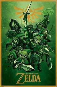 POSTER-The-Legend-Of-Zelda-Link-24x36-Maxi-Poster-PP33494-PYRAMID