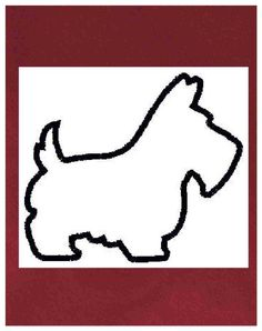Boxer Dog Applique Pattern Appliq Patterns