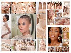 Nigerian Wedding: How To Differentiate Between The Colors, Rose, Rose Gold
