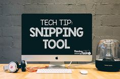 Tech Tip: Snipping T
