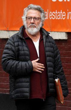 Because Dustin Hoffman has a big ol' beard now… | In Praise Of Dustin Hoffman's Very Distinguished Beard