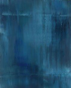 """Koen Lybaert; Oil, 2013, Painting """"abstract N° 658"""""""