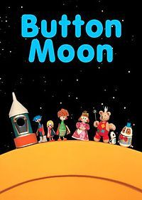 """Button moon: One of the ealiest programmes i remember watching when i was little. Bunch of characters made from kitchen utensils go to the moon, thats its. When i was a tiddler i thought it was just great. """"off to button moon"""" :) 1980s Childhood, My Childhood Memories, Sweet Memories, Button Moon, 90s Cartoons, Programming For Kids, Cartoon Tv, Cartoon Characters, Classic Tv"""