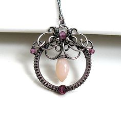 Gorgeous wire wrapping!!!