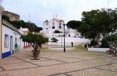 Castro Marim - Praça Primeiro de Maio