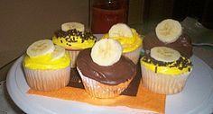 Banana  Recipe #cupcake #recipes