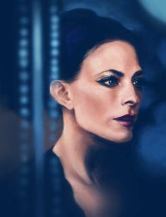 The Woman by ImperfectSoul.deviantart.com on @deviantART