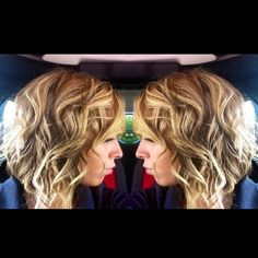 Blonde Curly Bob Angled | Found on Uploaded by user