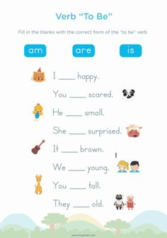 """Verb """"to be"""" – Lingokids Verb """"to be"""" – Lingokids,Activities Printable worksheets about the verb to be 2 Related English Exercises for Beginners Pdf 2 English language Grammar Language English handwritten - cros. English Activities For Kids, English Grammar For Kids, English Phonics, Learning English For Kids, English Worksheets For Kids, English Lessons For Kids, English Verbs, Kids English, English Language Learning"""