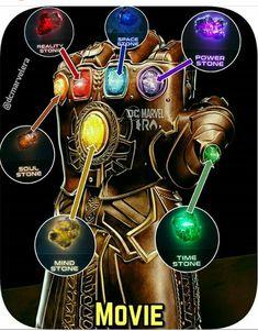 The Infinity Gauntlet (Holds the six Infinity Stones. Thanos Marvel, Marvel Fan, Marvel Dc Comics, Marvel Avengers, Marvel Films, Marvel Memes, Marvel Characters, Marvel Infinity, Avengers Memes