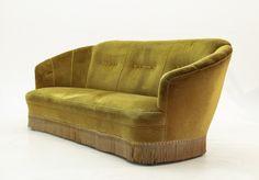 Italian Midcentury Sofa, 1950s 7