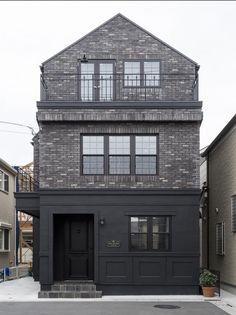 東京 ブルックリンアパートメントをイメージした2世帯輸入デザイン邸宅 | アップルヤードデザイン