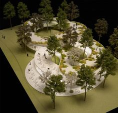 © WORKac + balmori associates - sylvan theater - washington, usa - 2012