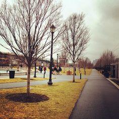 Bremen Street Park, East Boston