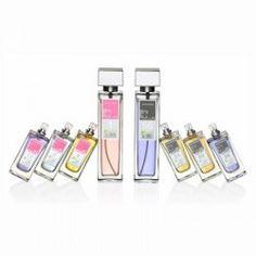 Iap Pharma un perfume para cada momento busca tu número tanto para él como para ella Perfumes Caravan, Fragrance, Shopping, Lotions, Soaps, Palm Oil, Projects, Travel Trailers, Lotion