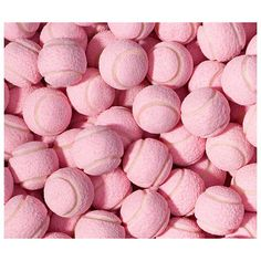 Sugarpova Sporty Pink Tennis Ball Chewing Gum 28883