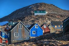 COLORFUL ADOBES