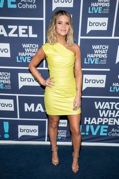Maren Morris on Watch What Happens Live with Andy Cohen, April Navy Blue carpet runner provided by Red Carpet Entrances. Photos from Guest Dressed album. Courtesy of Bravo TV / NBCUni. Be sure to tune in for more celebrity appearances! Chic Outfits, Fashion Outfits, Fashion Tips, Fashion Ideas, Celebrity Photos, Celebrity Style, Celebrity News, Modest Fashion, Boho Fashion