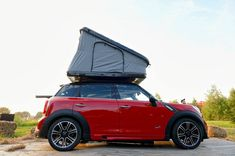 Dream MINI cooper | MINI Camping | MINI countryman |MINIacs | custom car| Cool