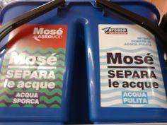 Spesa biblica per l'igiene domestica, spesso i miracoli sono dietro l'angolo