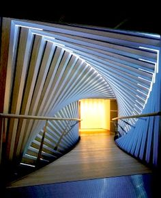 The Bridge at the Royal Ballet School, London   Wilkinson Eyre Architects   angelamckenziedesign.blogspot.com.au