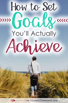 Have you ever set a goal only to find yourself frustrated a few weeks later? Or maybe you set a goal and forgot all about it! I believe that there are three questions we should ask ourselves before setting any goals. These questions are foundational & essential to success! Find out how to achieve your goals here!
