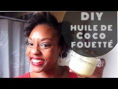 #DIY / AFROLIFE : L'huile de Coco fouetté - Cheveux afros secs et naturels - Afrolife de Chacha