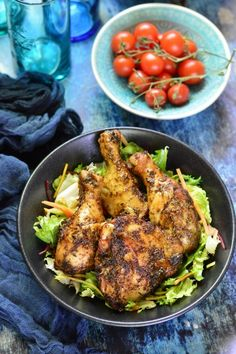 Cajun csirke recept