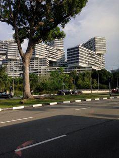 Aug 2015. SG. Interlace. #MYtravelboard #SG #SingaporeInsiders #2ndhome #iheartSG