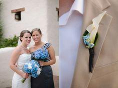 Blue bouquets Blue Wedding Flowers, Bouquet Wedding, Gold Wedding, Blue Bouquet, Iphone App, Entourage, Bridesmaid Dresses, Wedding Dresses, Grooms