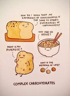Complex carbs lol